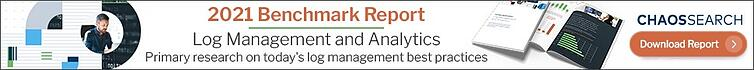 2021 Benchmark Report. Log Management and Analytics. Primary research on today's log management best practices. Download Report.