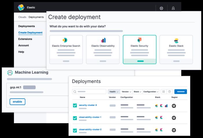 ELK Stack: Elasticsearch Deployments