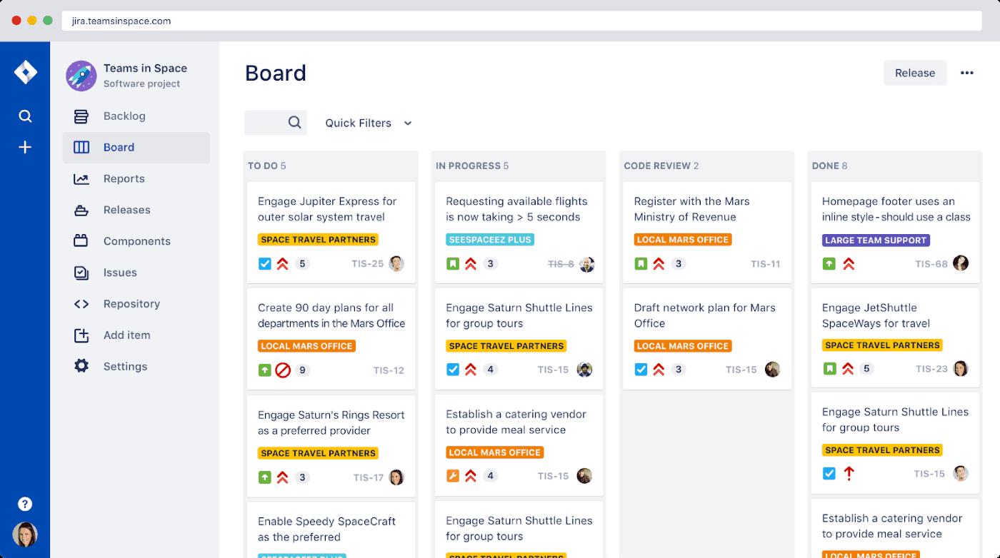 Jira DevOps Workflow