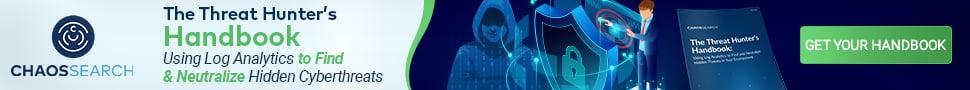 Threat Hunters Handbook: Using Log Analytics to Find & Neutralize Hidden Cyberthreats. Get Your Handbook!