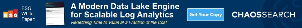 ESG White Paper: A Modern Data Lake Engine for Scalable Log Anlytics. Redefining Time to Value at a Fraction of the Cost. Get Your Copy.