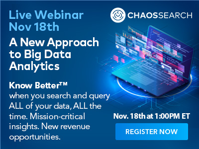Register now for our 3-part webinar series: From Log Data to Visionary Clarity