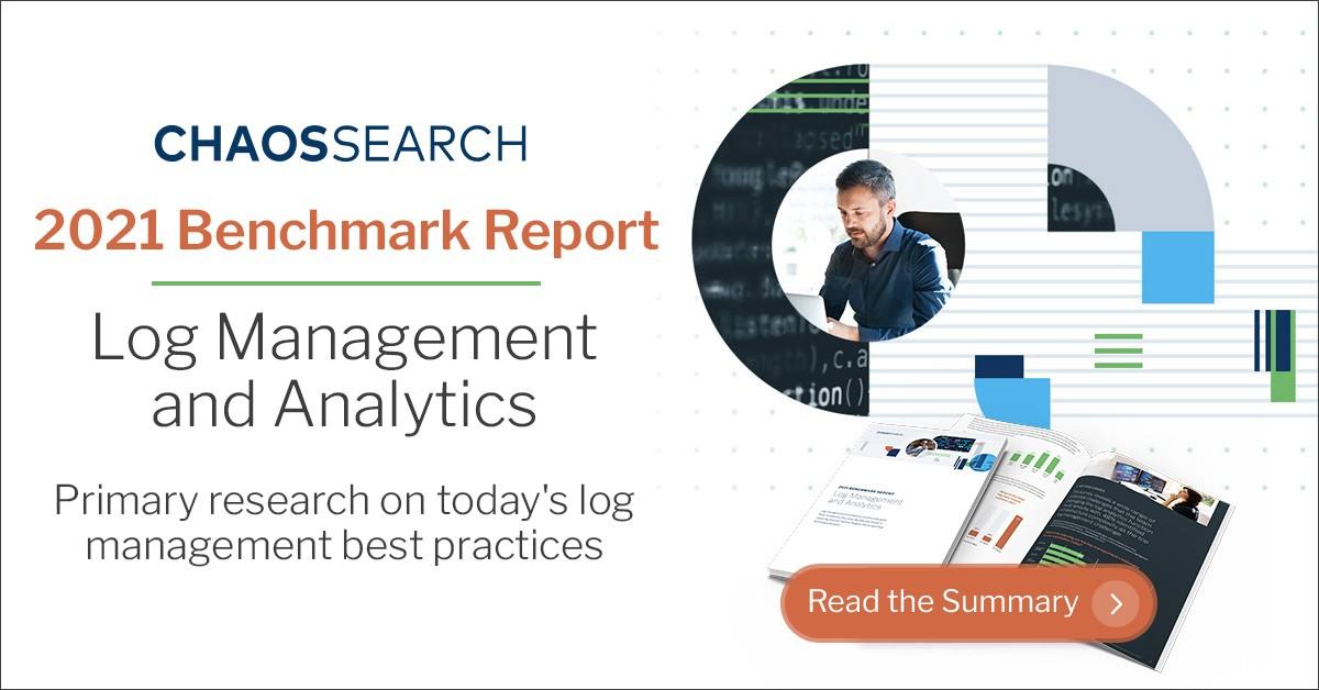 2021 Benchmark Report | Log Management and Analytics