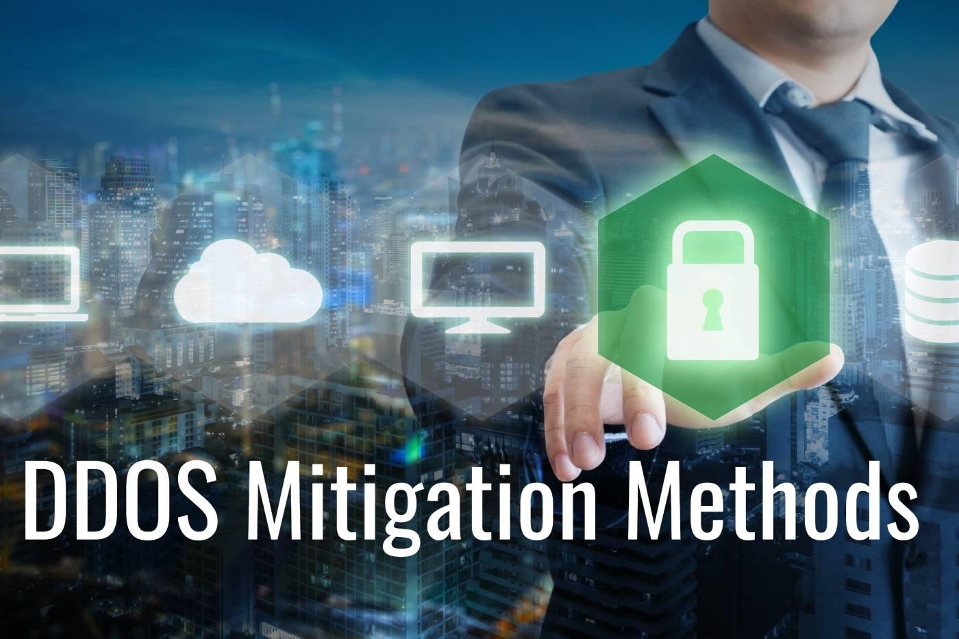 DDoS Mitigation Methods