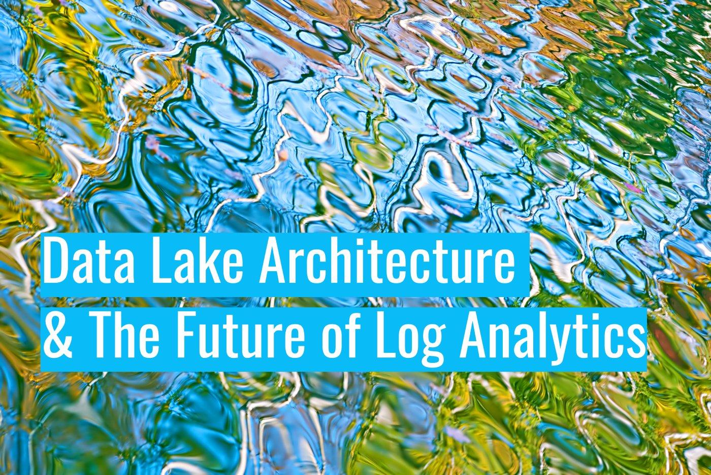 The Purpose of a Data Lake