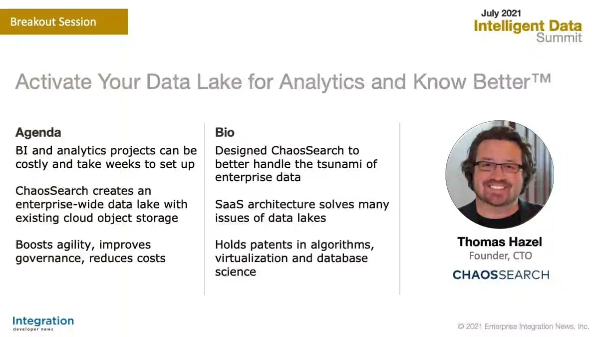 Activate Your Data Lake Thumbnail