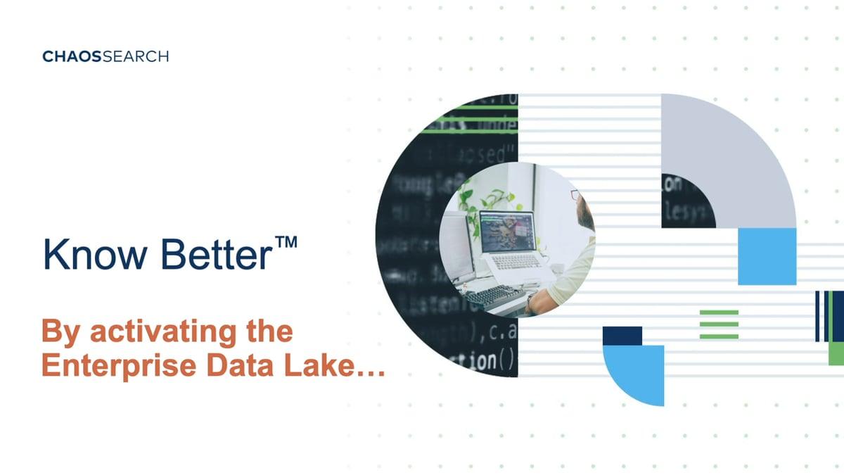 Activating the Enterprise Data Lake At Last Thumbnail