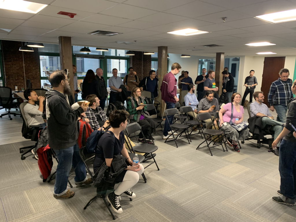 Boston DevOps Observability Meetup and Open Spaces Recap