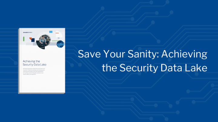 Save Your Sanity: Achieving the Security Data Lake